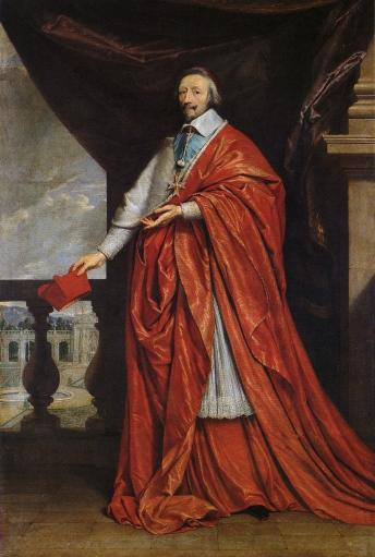 Cardinal-Richelieu Philipe de Champagne