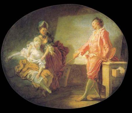 Fragonard-modele