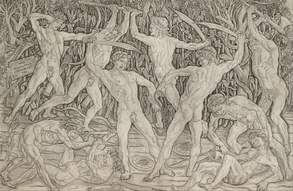Antonio_Pollaiuolo_-_Battle_of_the_Nudes_-_Google_Art_Project