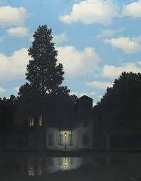 Magritte night day