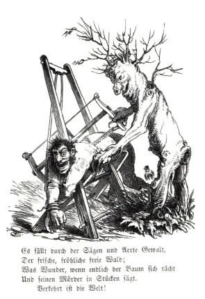 The world turned upside down fliegende_blatter_1852